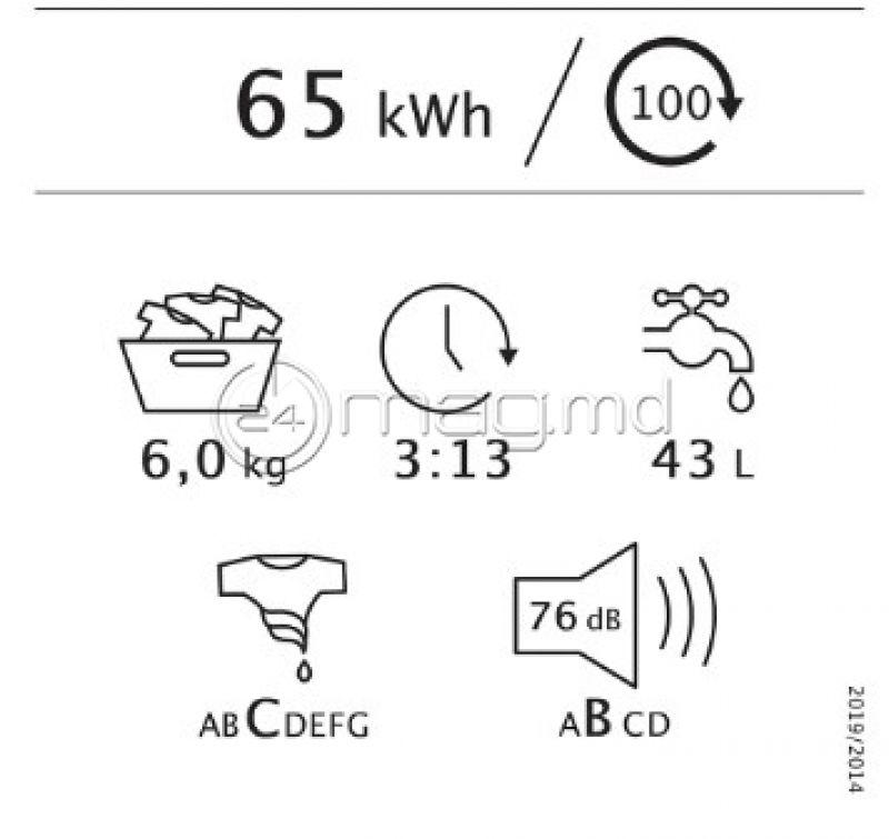 HEINNER HWM-V6010D++ 6kg