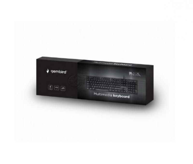 GEMBIRD KB-MCH-03-W Tastatură