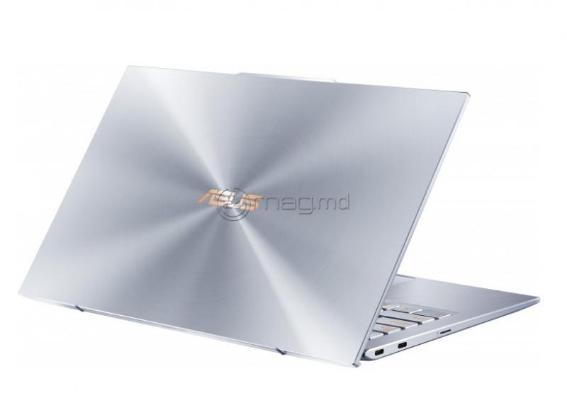 """ASUS ZENBOOK UX392FA albastru intel core i7 16Gb 512Gb 13.9"""" i7-8565U"""