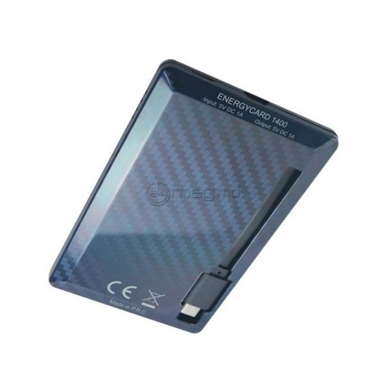 TUNCMATIK ENERGYCARD 1400 1400 mAh micro USB