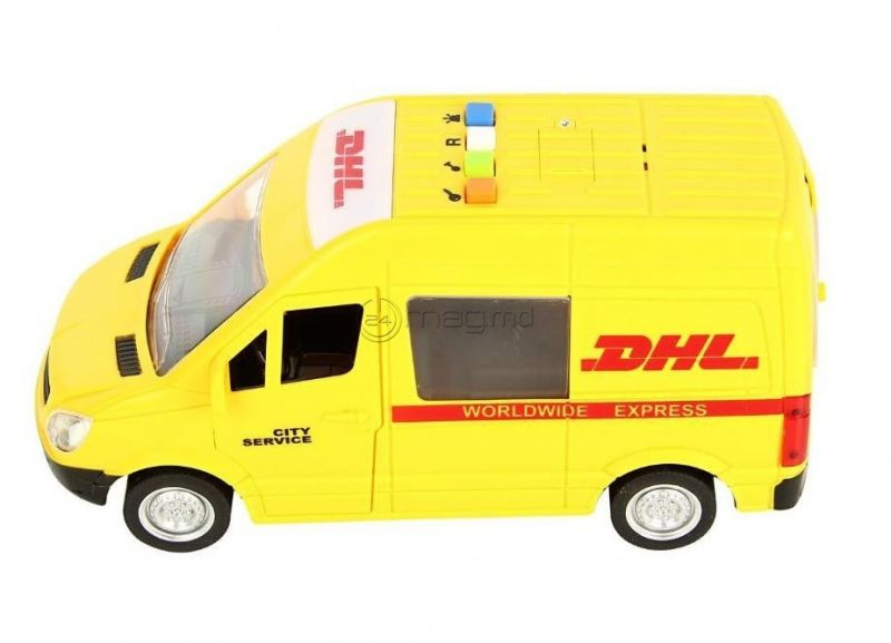 WENYI COURIER ADVANCED SIMULATION WY591C Courier curier