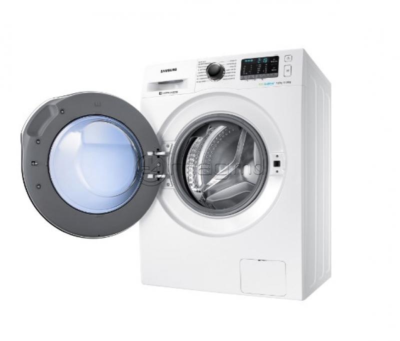 SAMSUNG WD70J5A10AW/LE 7kg uscat+spalat