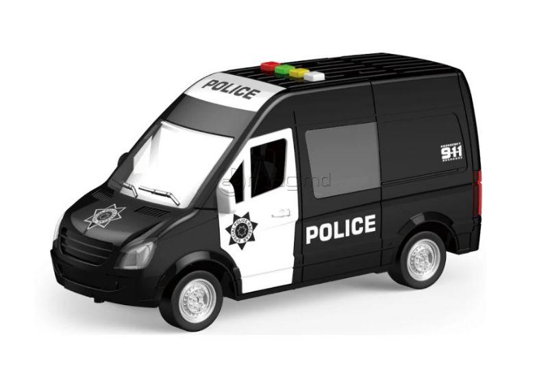 WENYI WAT VAN Police Car politie SWAT SWAT