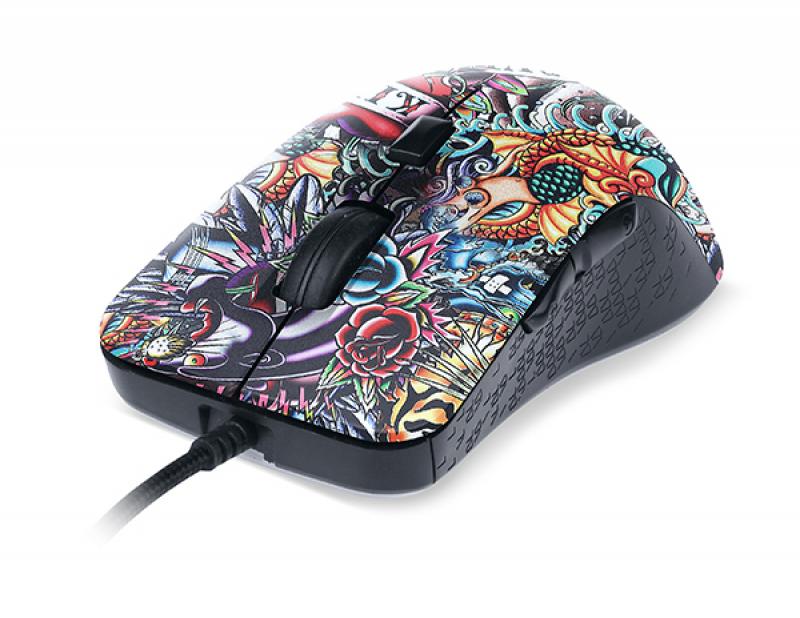QUMO SPLASH Mouse cu fir