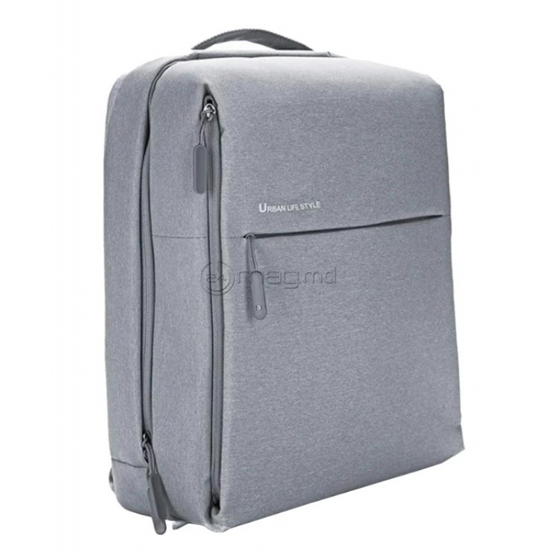 XIAOMI MI CITY BACKPACK Grey pînă la 15""