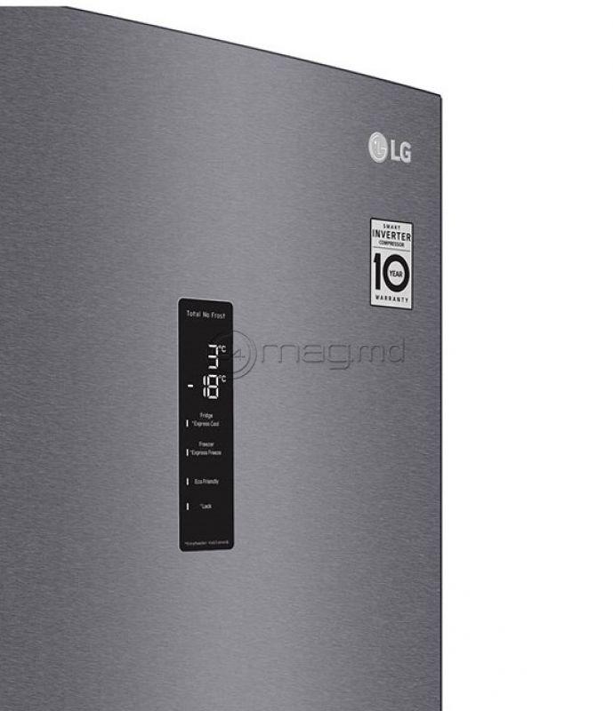 LG GA-B459MLSL grafit