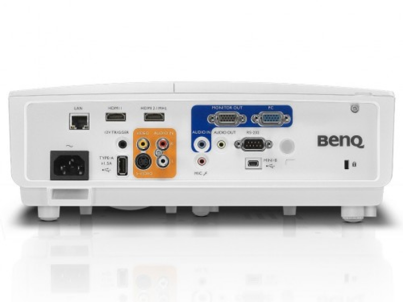 BENQ TECHNOLOGIES SW752 DLP