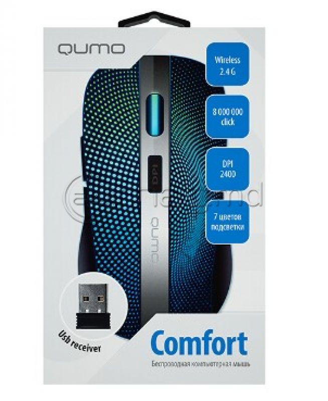 QUMO OFFICE COMFORT optic oficiu gaming