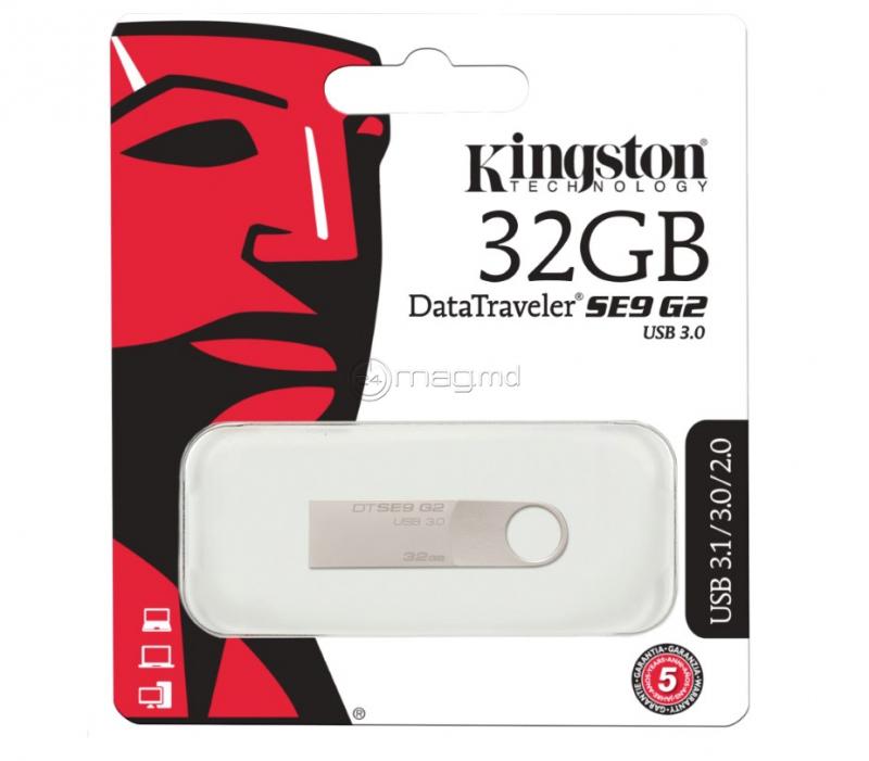 KINGSTON DATATRAVALER SE9 G2 32 Гб