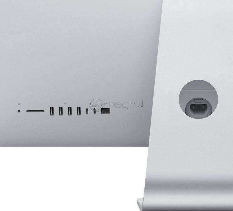 """APPLE IMAC  MXWT2UA/A intel core i5 8gb 27"""" 256Gb Silver"""