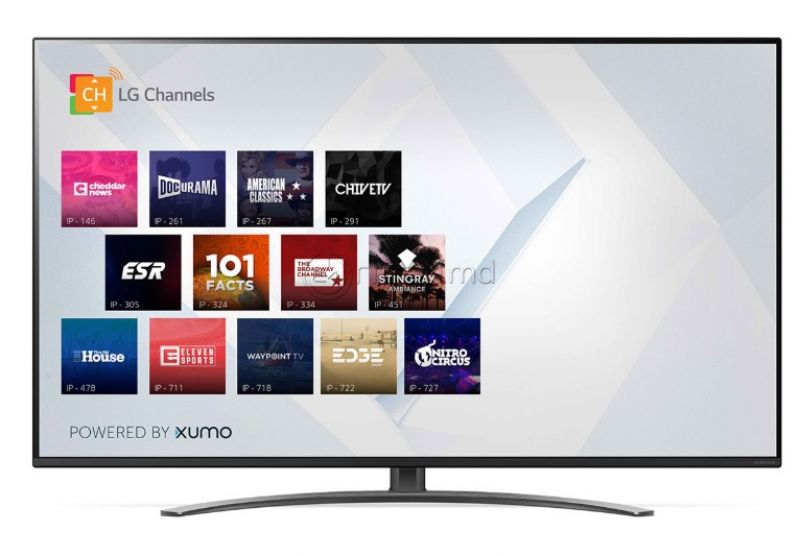 "LG 55NANO816NA 55"" smart TV Bluetooth"