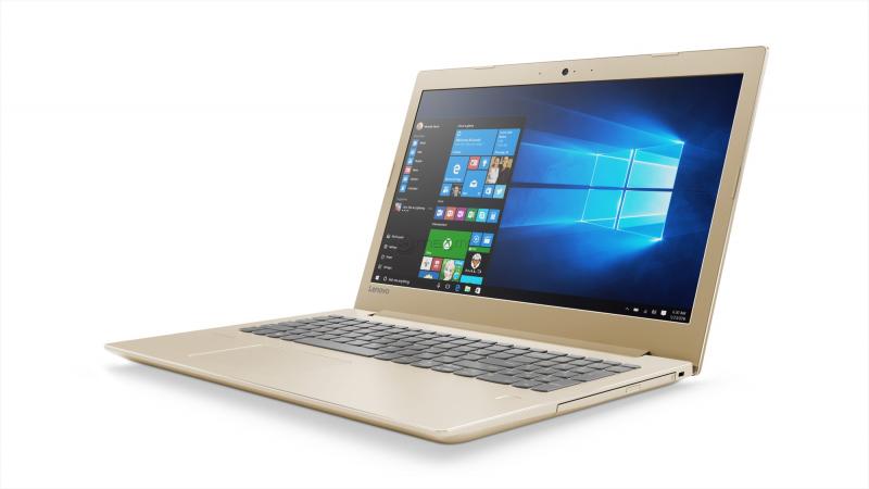 """LENOVO IDEAPAD 520-15IKBR auriu 15.6"""" i5-8250U intel core i5 8gb 256Gb"""