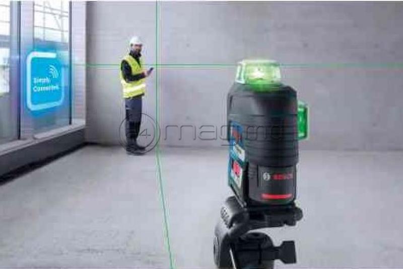 BOSCH GLL3-80CG laser