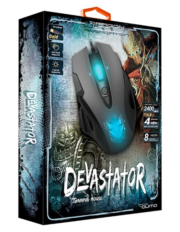 QUMO DEVASTATOR optic gaming