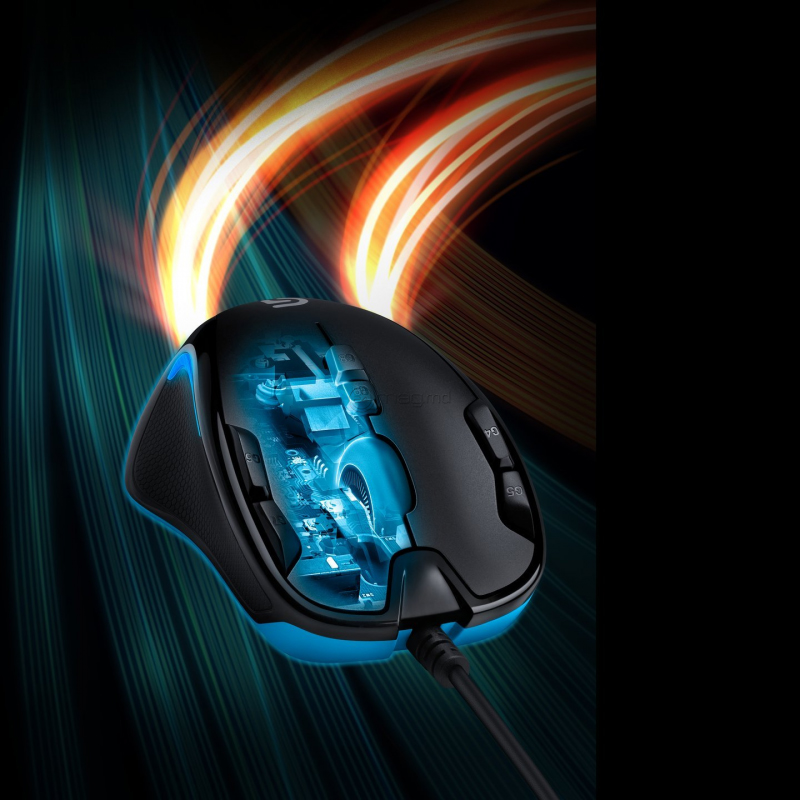 LOGITECH G300S optic gaming
