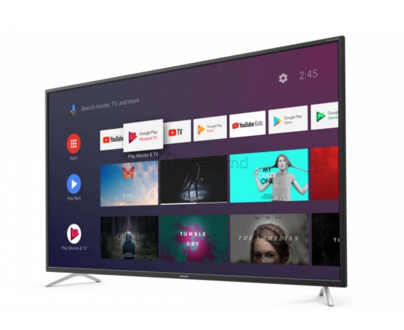 """SHARP LC-50BL2EA 50"""" smart TV Android"""