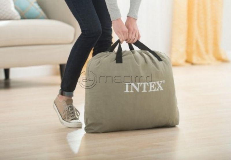 INTEX VELUR PILLOW REST 64124