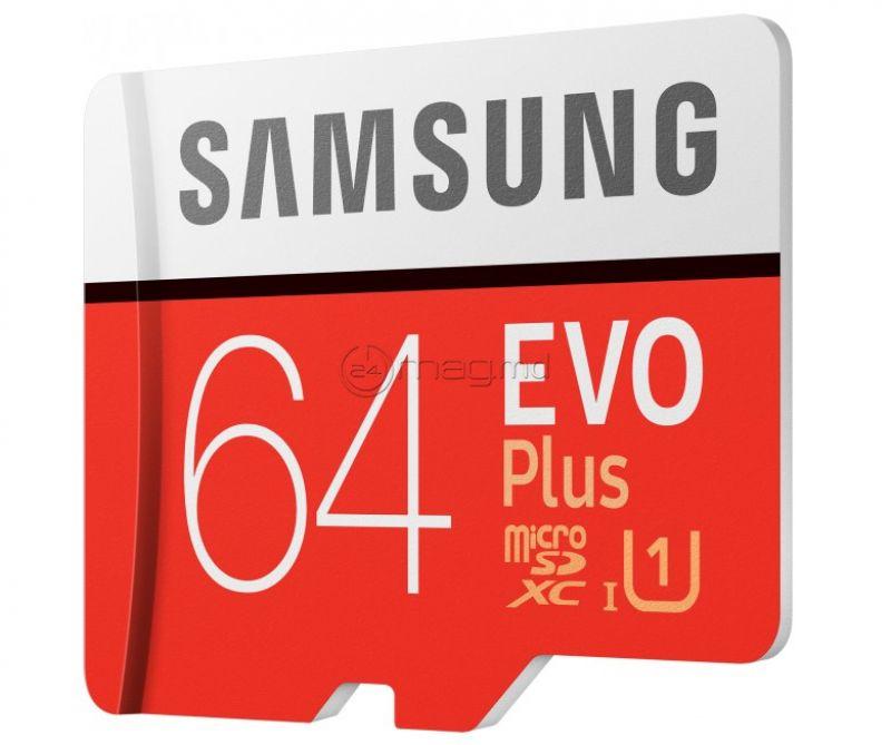 SAMSUNG EVO PLUS MB-MC64HA 64 Gb