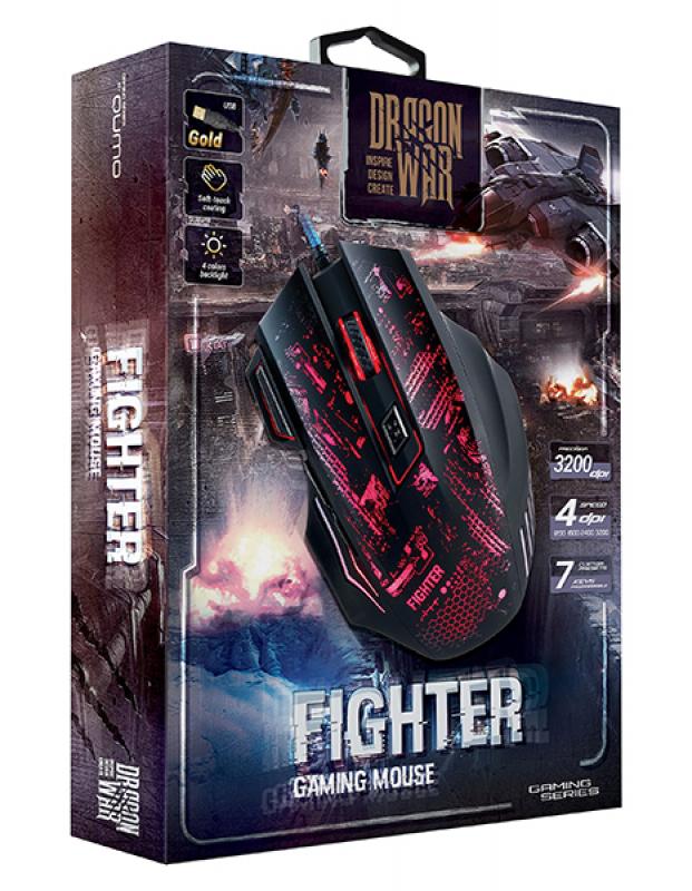 QUMO FIGHTER optic gaming