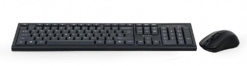GEMBIRD KBS-WM-03-RU Tastatură + mouse