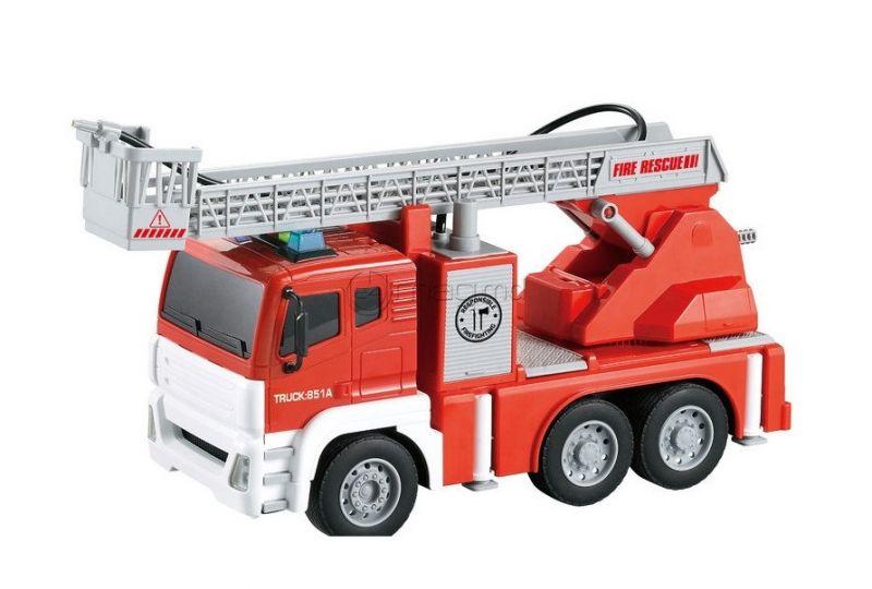 WENYI INERTIE WY851A Pompier Super ambulanță