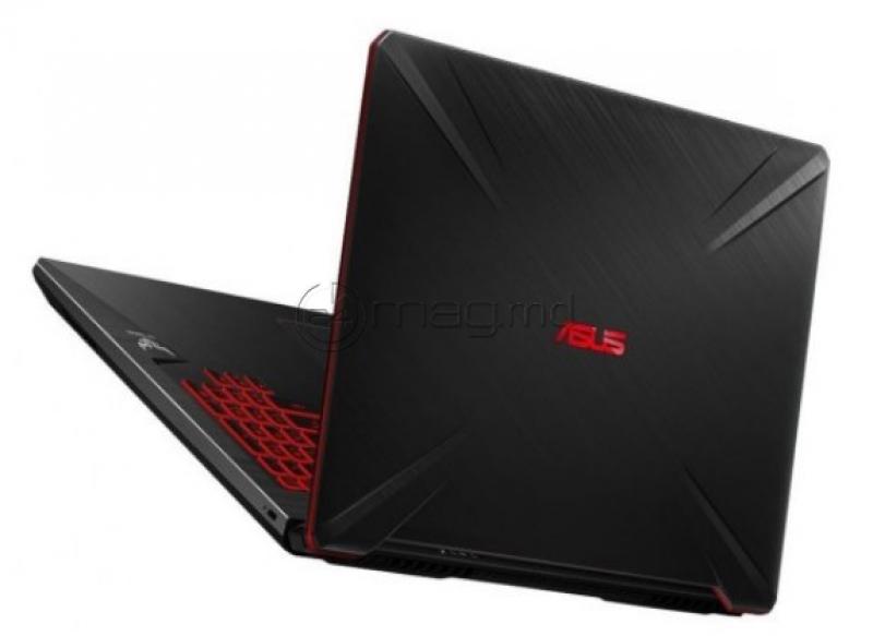 """ASUS FX705DT 8gb 17.3"""" 512Gb Black"""