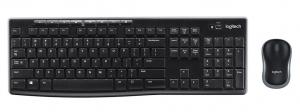 LOGITECH MK 270 Tastatură + mouse fara fir