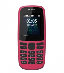 NOKIA 105 (2019) DS 4 MB Pink