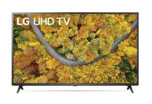 "LG 50UP76006LC 50"" smart TV Bluetooth"