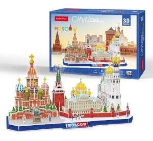 CUBICFUN CITY LINE MOSCOW