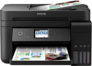 EPSON L6190 A4 USB Wi-Fi Color inkjet