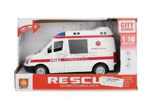 WENYI AMBULANCE VAN WY590A Ambulance ambulanță