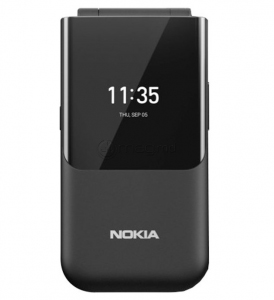 NOKIA 2720 FLIP DS Black 4Gb