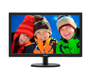PHILIPS 223V5LSB LED 21.5""