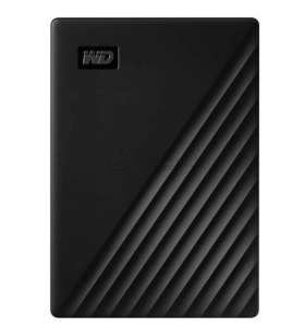 """WESTERN DIGITAL WDBYVG0010BBK-WESN HDD negru USB 3.0 2.5"""" 1.0 TB USB 3.2 USB 2.0"""