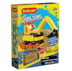 BAUER KINETICK SAND + CONSTRUCTION A 00751 plastic