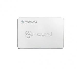 "TRANSCEND STOREJET 25C3S HDD 2.5"" Silver 1.0 TB USB 3.1"