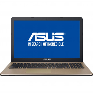 "ASUS VIVOBOOK X540NA Chocolate Black 15.6"" N3350 intel celeron 4Gb 500Gb"