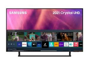 "SAMSUNG UE43AU9000UXUA 43"" smart TV Bluetooth"
