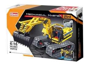 QIHUI CONSTRUCTION EXCAVATOR & ROBOT 6801 plastic
