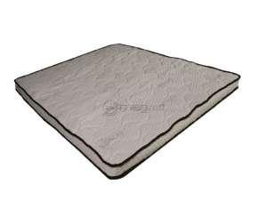 ALCANTARA STYLE TOPPER TOP-3 190x140x10 memory ortopedica