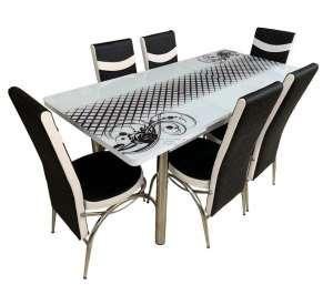 EC-101 6 scaune masă