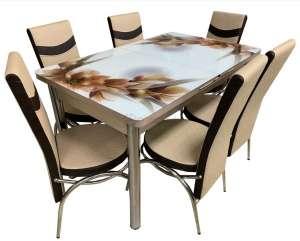 EC-108 masă 6 scaune