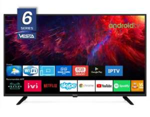 "VESTA LD32E6202 32"" smart TV Android"