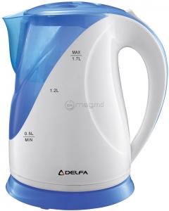 DELFA DK-816 1,7l plastic