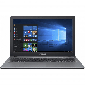 "ASUS X540SA 500Gb 15.6"" intel celeron 2Gb argintiu"