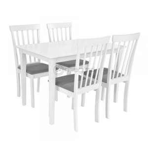 HOUSTON masă 4 scaune