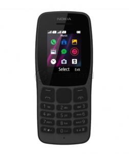 NOKIA 110 DS Black 4 MB