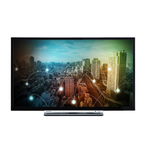 TOSHIBA 24W3753DG smart TV 24