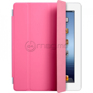 APPLE IPAD SMART COVER POLYURETHANE roz